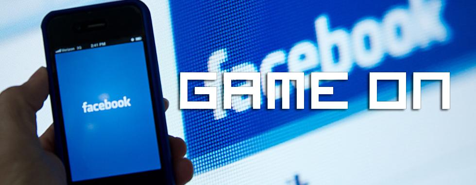 facebook mobile app games