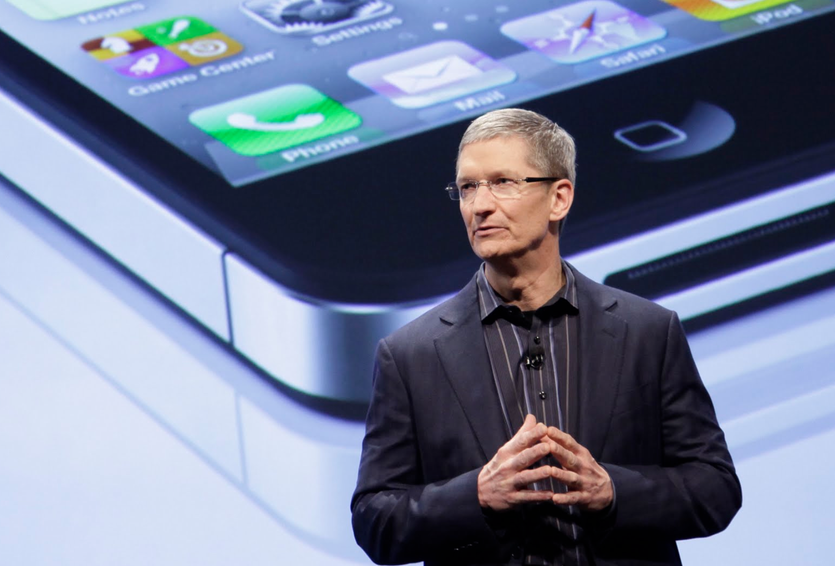 Tim Cook iPhone case FBI