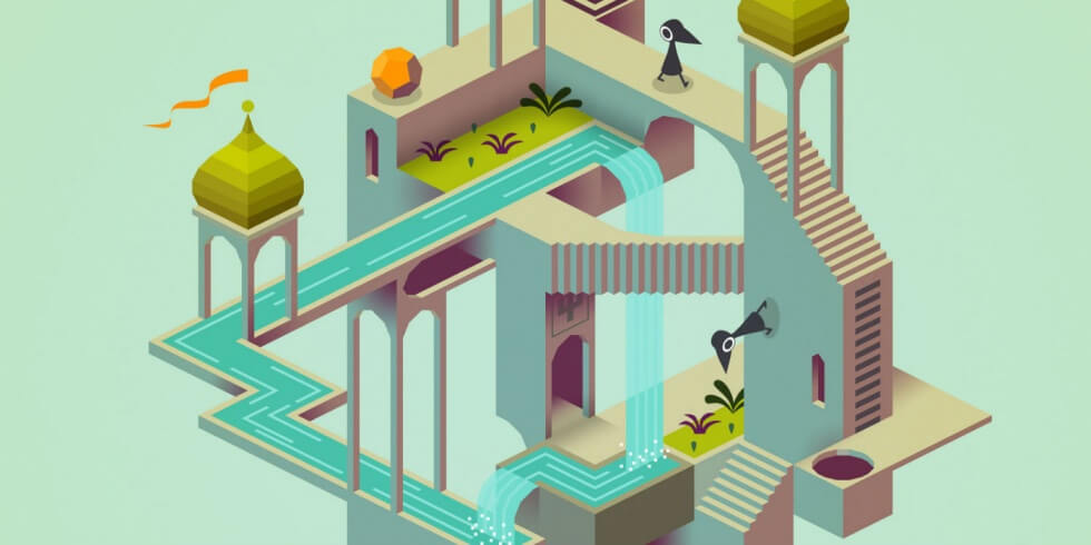 Monument Valley, an Apple-Award-Winning mobile game, demonstrates the rewards of a fine-tuned visual identity.