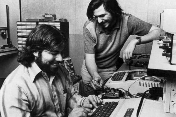 Jobs and Wozniak: the ultimate template for co-founder relationships.