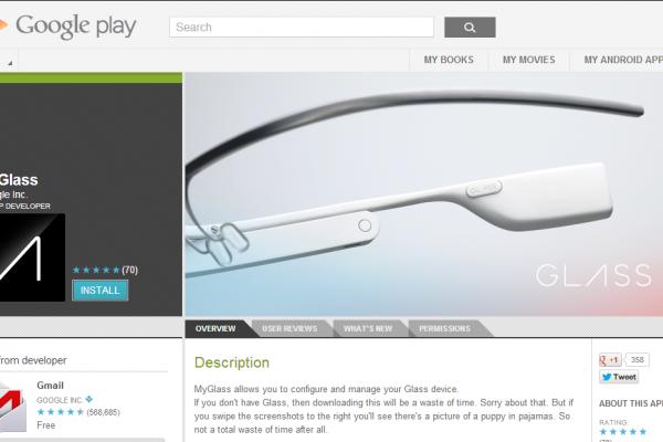 google-play-myglass-app