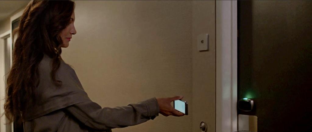 hotel room key app
