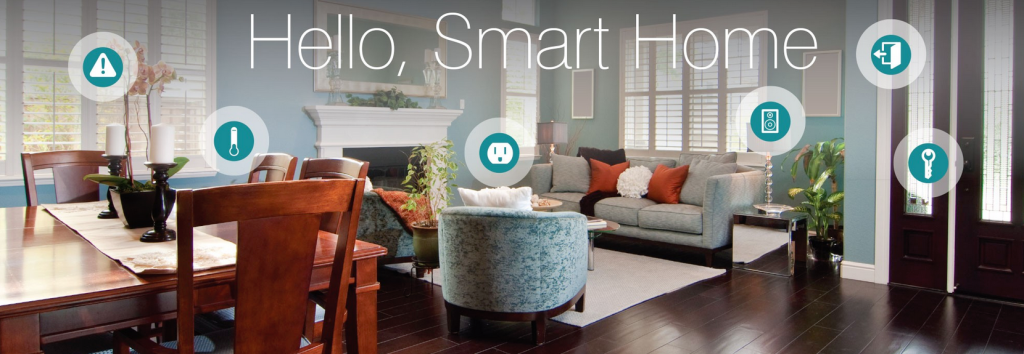 smart home mobile tech