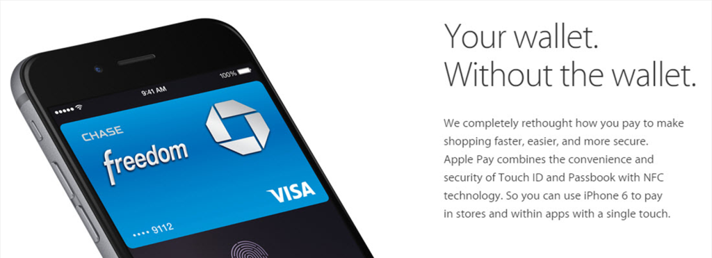 NFC Banking Apple Payments