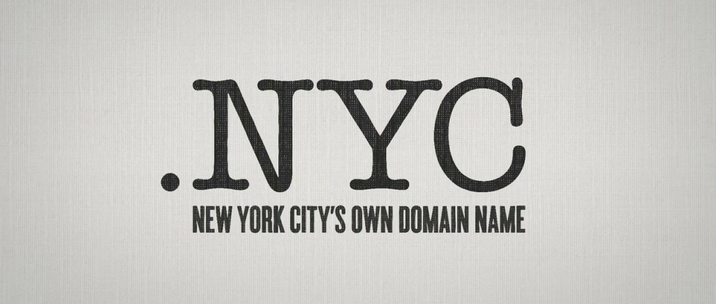 NYC top level domain name