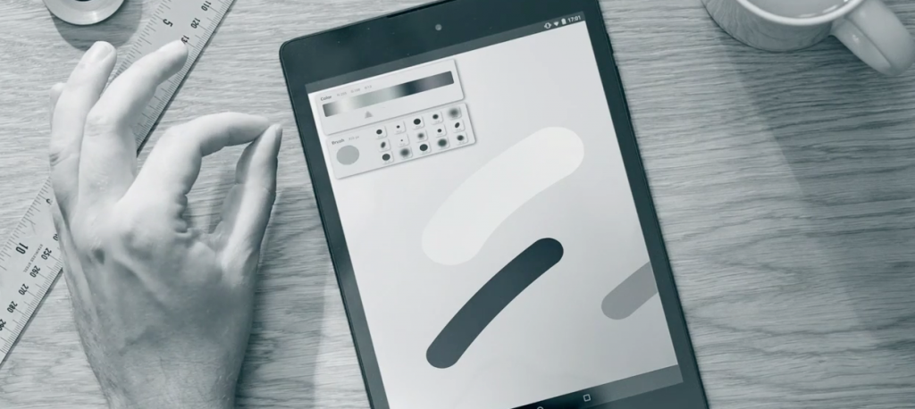 google gesture interaction design project soli