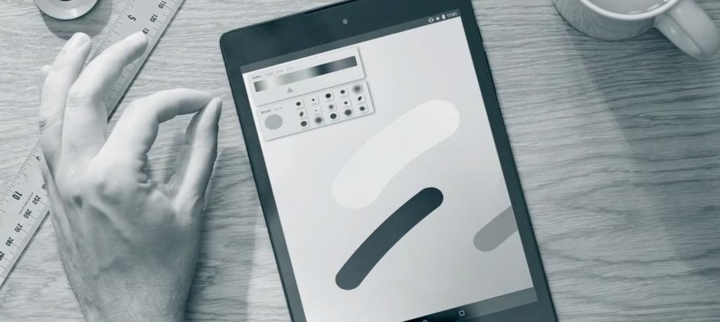 google gesture interaction design project soli