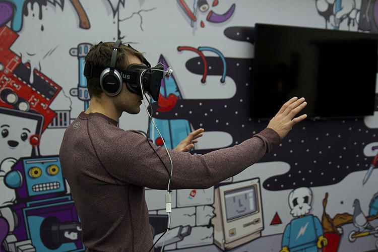 VR mobile app developers at SXSW Interactive