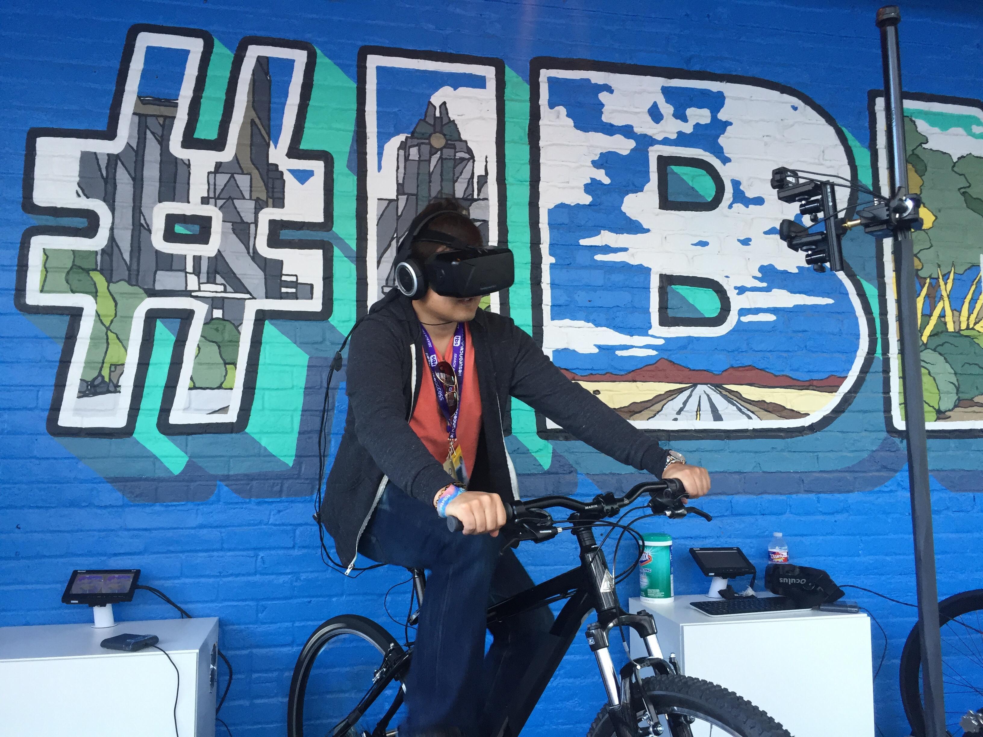 SXSW Interactive VR gaming
