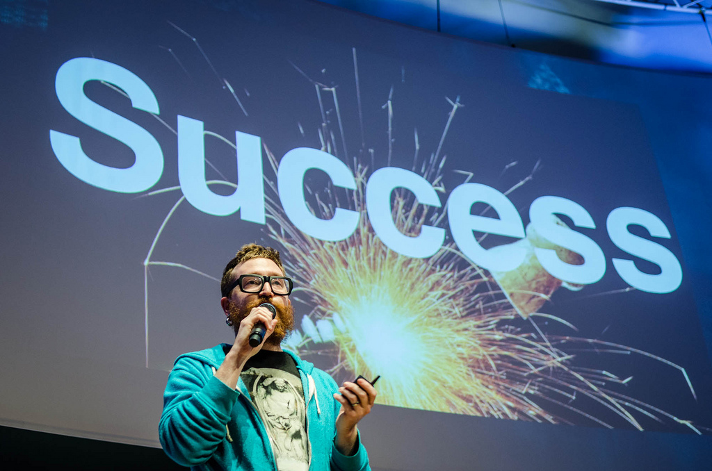 startup pitching