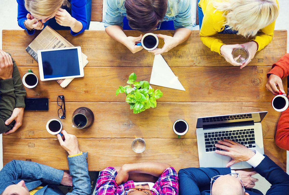 mobile app startup team