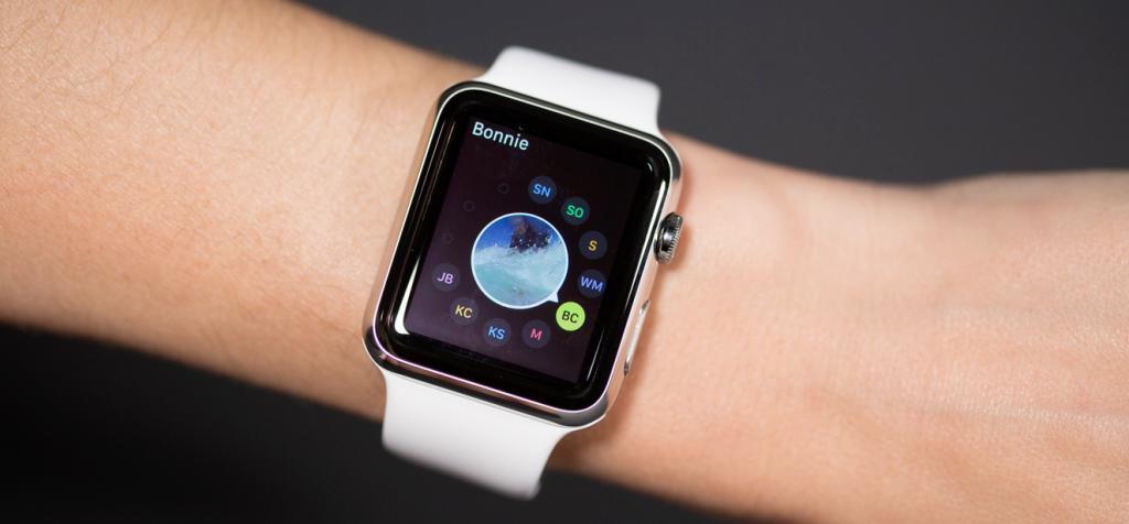apple watch app development kit