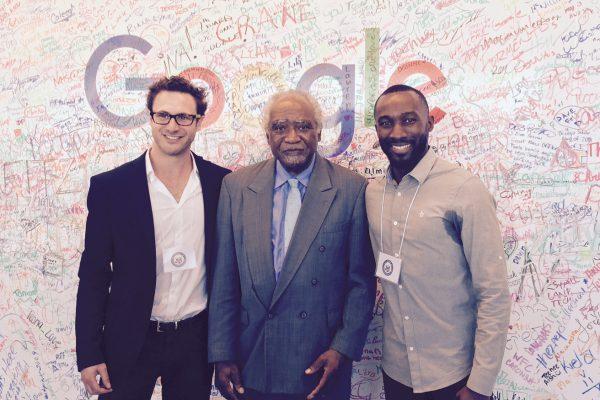 Congressman Danny K. Davis facilitated the historic first Youth Technology Town Hall with Google, Pandora, Microsoft, Dogtown Media.