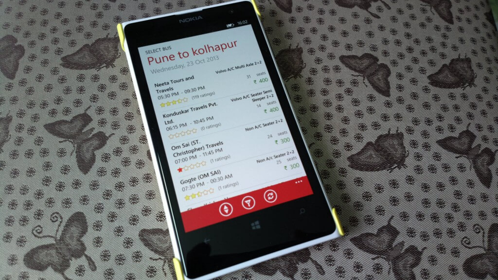 redBus, an app that streamlines transit in India, is an example of a startup successfully targeting consumers in developing countries.