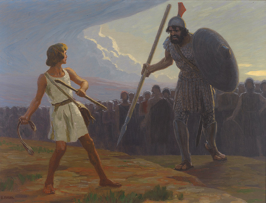 Startups vs big banks: a David vs Goliath story