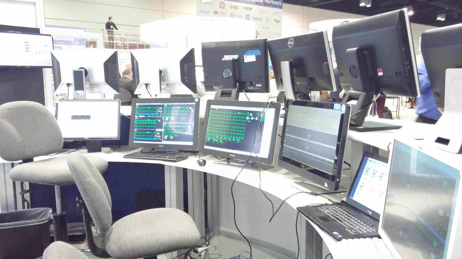 intelligent-hospital-control-desk