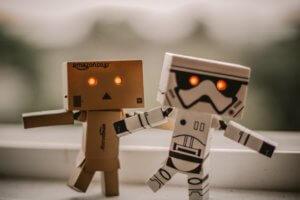 AI Robot Zombies