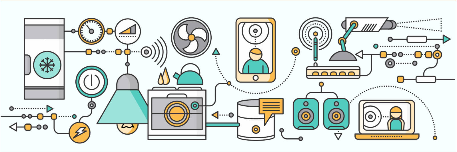 blockchain, Internet of Things