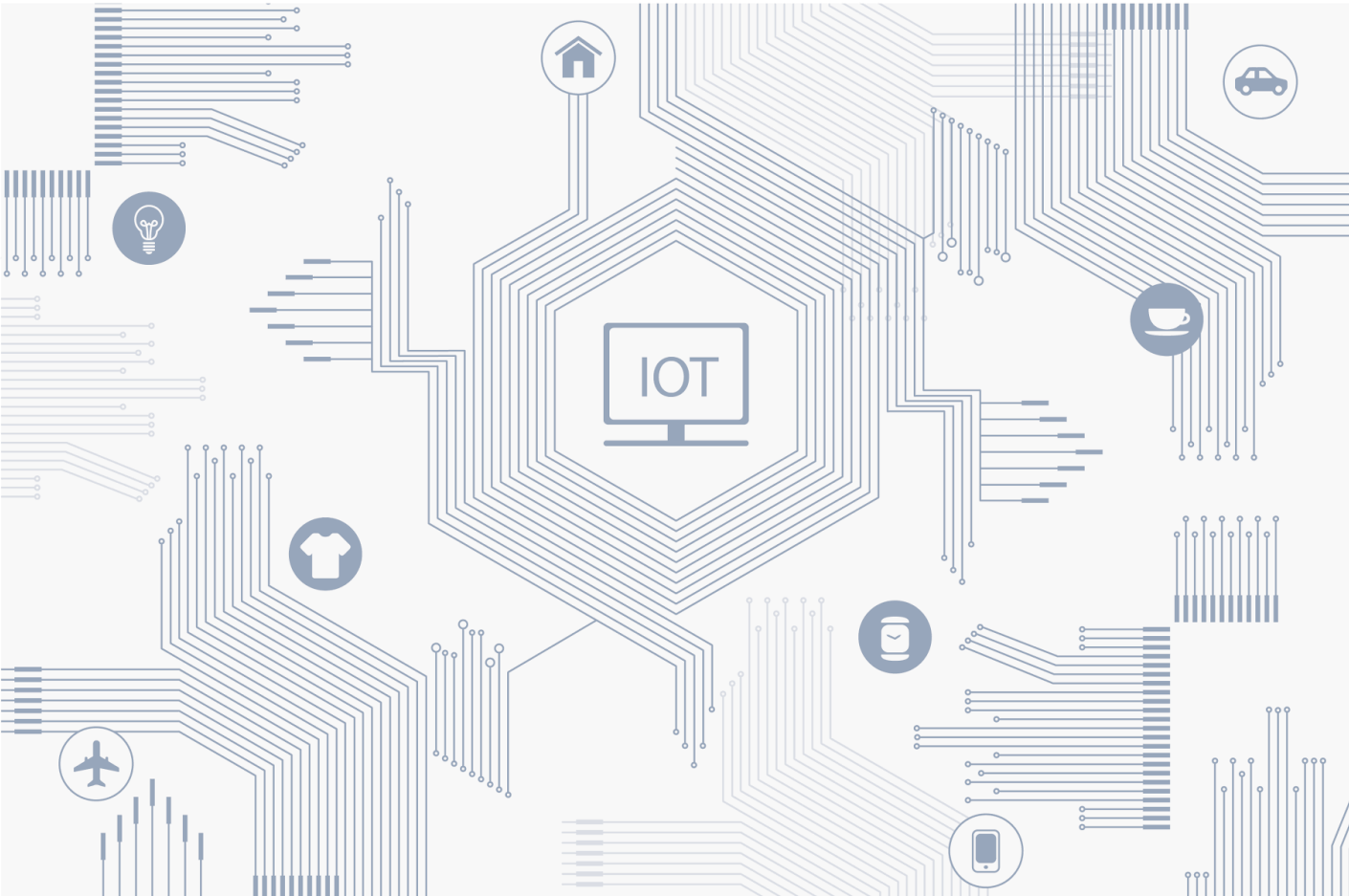 blockchain, Internet of Things