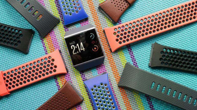 FitBit, mHealth app development, IoT app developer