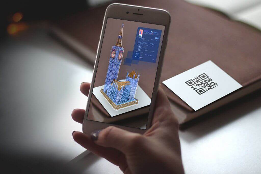 Augmented reality app development, AR app developer