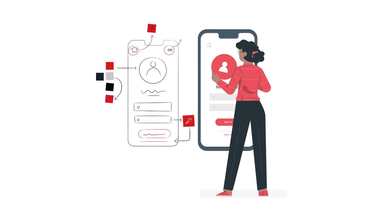 IoT app development